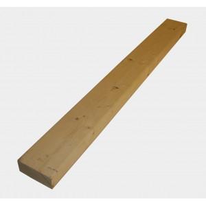 Holzbrett Nach Maß Aus Einem Unverleimten Stück Massivholz