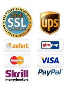 Liefer- und Bezahlinfos